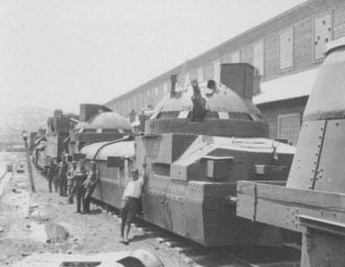 Panzerzug !!!! - Page 2 Tschechische-legion